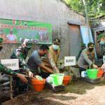 Peletakan Batu Pertama Tandai Dimulainya Renovasi 300 Unit Rutilahu Program Kodim 0815/Mojokerto