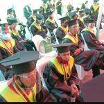 Institut KH Abdul Chalim IKHAC Mengelar Wisuda Sebanyak 240 Siswa Di Bagi Menjadi Dua Gelombang
