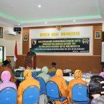 Kodim 0815/Mojokerto Gelar Silaturahmi Dengan Keluarga Besar TNI