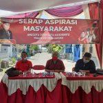 Reses, Ketua DPRD Dekati Konstituen di Lingkungan Perumahan, Wakil ketua Pilih di Kedundung