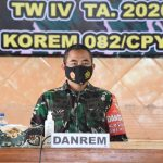 Korem 082/ CPYJ Kerjasama dengan Polresta Mojokerto Berantas Narkoba