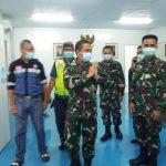Danrem 082/CPYJ Tinjau Pembangunan Bandara di Kediri