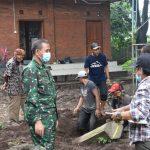 Selamatkan Situs Purbakala, Danrem 082/CPYJ Kumpulkan Batu Purbakala yang Berserakan
