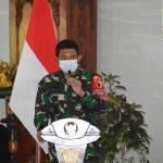 Danrem 082/CPYJ Dampingi Wakil Gubernur Jatim Bersama Pangdam V/Brw dan Kapolda Jatim Buka TMMD Bojonegoro