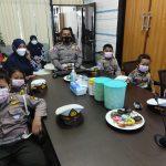 Ingin Jadi Polisi, Murid TK Bhayangkari Kunjungi Pos Lantas Tangguh
