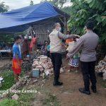 Polda Jatim hilangkan trauma korban Gempa