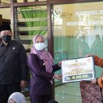 Safari Ramadhan Hari ke 4, Kapolresta Mojokerto dampingi Walikota Bersama Forkopimda