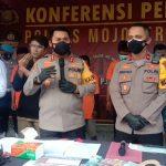 Beraksi Dikawasan Industri Ngoro/5 Preman Diringkus Polisi