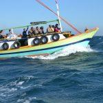 Hingga Pulau Terpencil, Polres Probolinggo Kota Salurkan Bansos untuk Warga Terdampak Covid -19