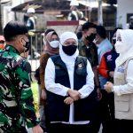"Pengecekan Tracer Digital Aplikasi ""Silacak"" Panglima TNI Puji Cakupan Tracing Pemkab Mojokerto"