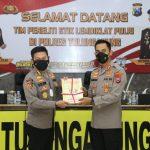 Polres Tulungagung Terima Kunjungan Tim Peneliti STIK Lemdiklat Polri Terkait Program ETLE