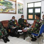 Korem 082/CPYJ Menerima Kunker Tim Aswaslat Kodiklatad