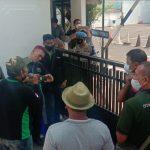 Sengketa Tanah Urug, Kejaksaan Negeri Mojokerto Didemo