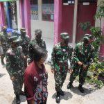 Korem 082/CPYJ Terima Kunker Tim Pemantau dan Asistensi Dari Mabes TNI Terkait Kebijakan PPKM